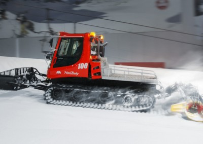 PistenBully 100 Indoor